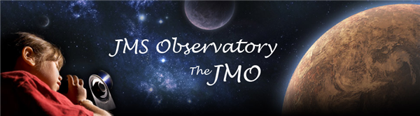 JMS Observatory The JMO