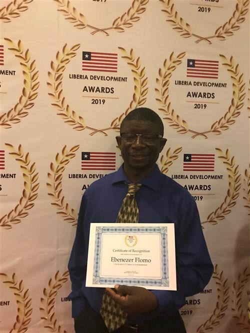 Liberia Dev. Awards
