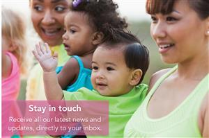 Stay in Touch - http://bit.ly/EarlyLearningEnews