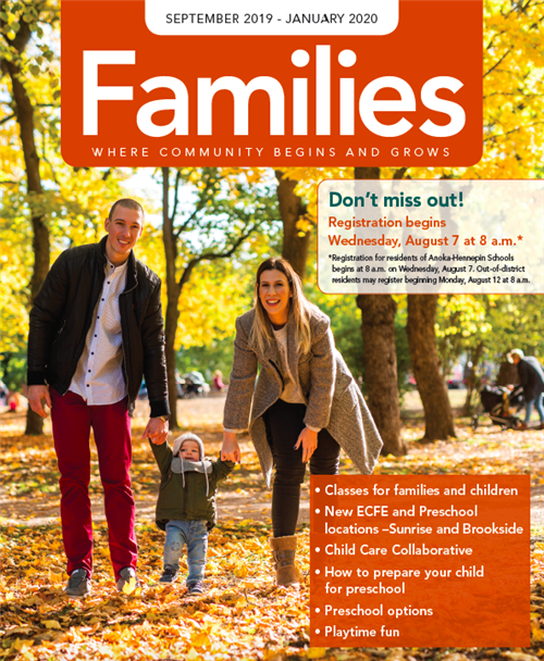 Families catalog Fall 2019