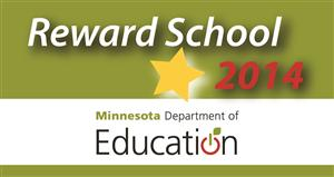 2014 Minnesota Department of Education reward school