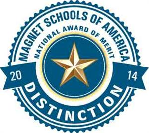 2014 Magnet Schools of America National Award of Merit