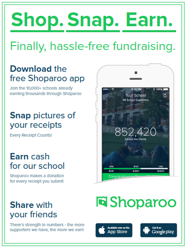 Shoparoo Flyer