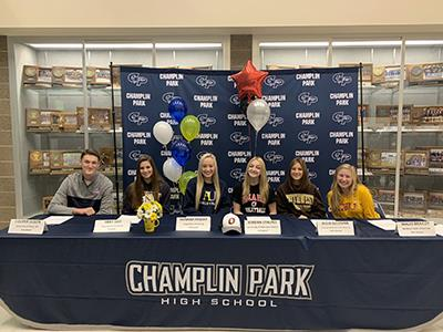 Signing Day at CPHS