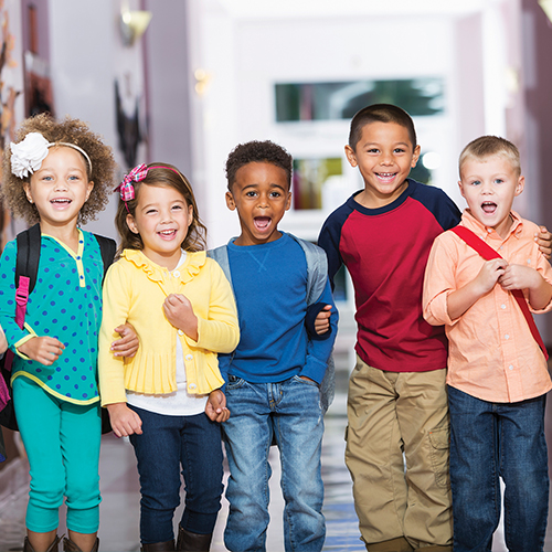 Incoming kindergarten families can begin enrolling/registering