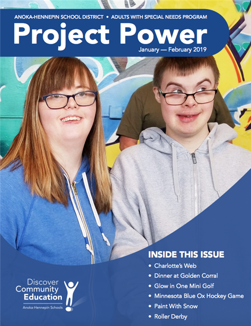 Project Power - Winter 20189