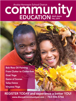 Adult Learning Fall 2019 catalog