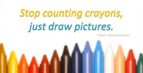 Count Crayons