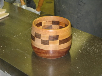 Woods 1 Extra Project Lathe Turned Bowl