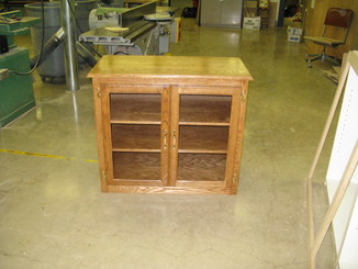 Woods III Display Case