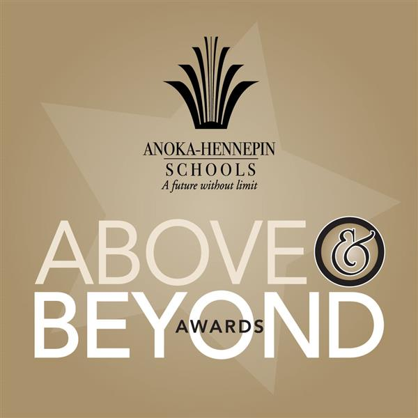 2020 Above and Beyond Award