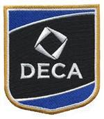 DECA Blazer Patch