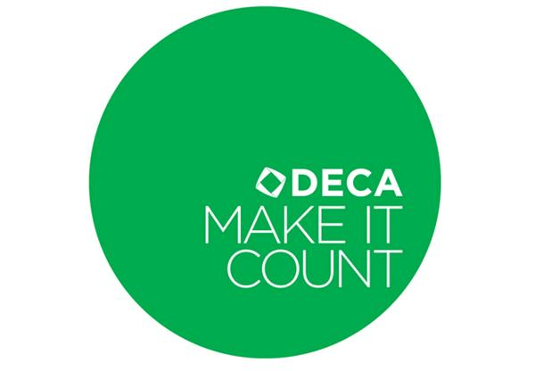 CRHS DECA Make it Count