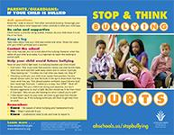 Elementary brochure screenshot