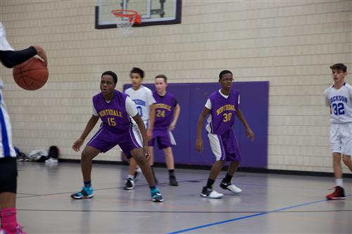 NMS Basketball