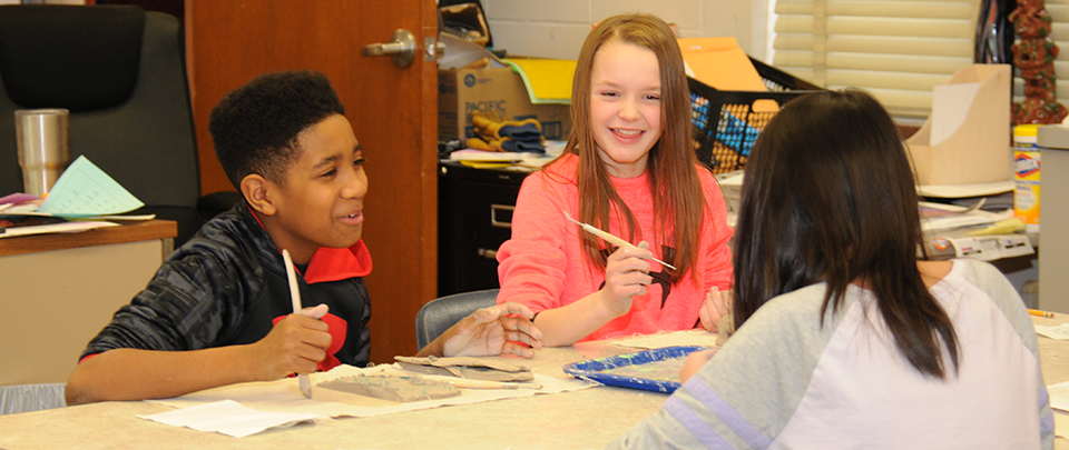 Jackson Middle School / A Specialty School for Math and Science