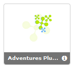 Adventures Plus icon on A-HConnect